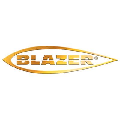 Blazer Torch Tiger Stripe Brown Cigar Lighter - LG-BLA-PB207BRN