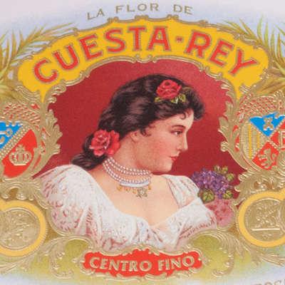 Cuesta Rey Centro Fino Sun Grown Pyramid No. 9 - CI-CCF-9N