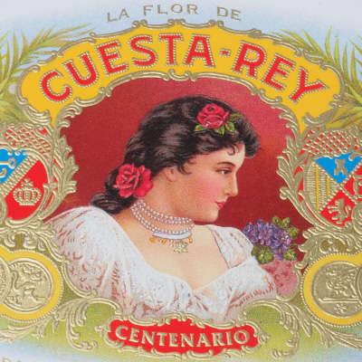 Cuesta Rey Centenario #60 - CI-CUC-DOM60N
