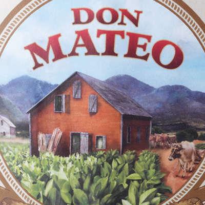 Don Mateo No. 7 5 Pack-CI-DMB-7N205PK - 400