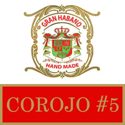 Gran Habano Corojo No. 5 Robusto Maduro 5PK-CI-GH5-ROBM5PK - 400