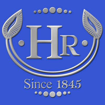HR Blue Corona Gorda 5 Pack-CI-HRB-CGORM5PK - 400