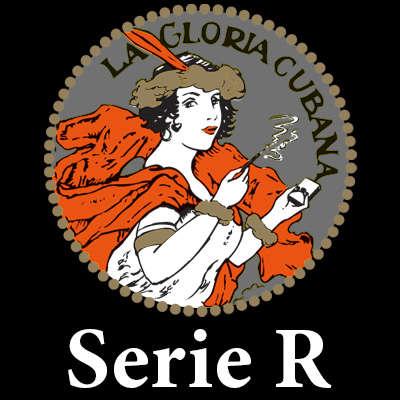 La Gloria Cubana Serie R Black No. 64 5 Pack-CI-LBK-64M5PK - 400