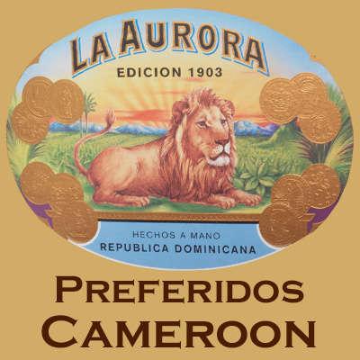 La Aurora Preferidos Cameroon #1 5 Pack - CI-LCA-1N5PK