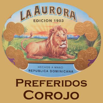 La Aurora Preferidos Gold Dominican Corojo #1 5 Pack-CI-LCJ-1N5PK - 400
