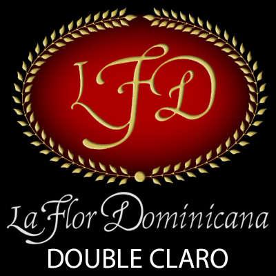 La Flor Dominicana Double Claro No. 50 5 Pack-CI-LDC-50C5PK - 400