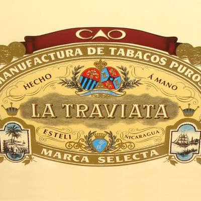 CAO La Traviata Intrepido 5PK-CI-LTV-INTN5PK - 400