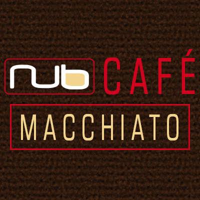 Nub Cafe Macchiato Double Roast 5PK-CI-NMA-TUBN5PK - 400