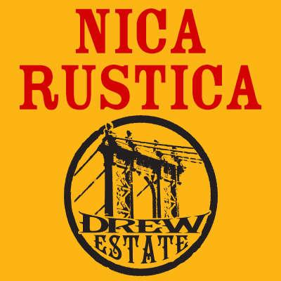 Nica Rustica by Drew Estate Belly 5 Pack-CI-NRS-BELLN5PK - 400