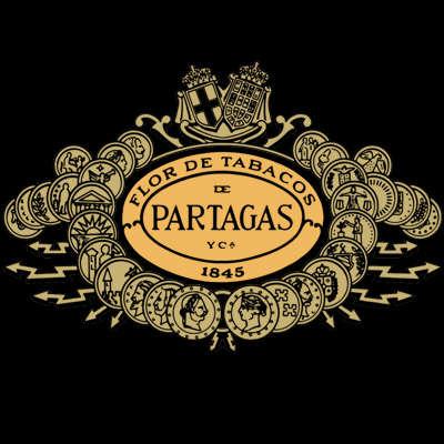 Partagas Black Label Rocks Glass - GL-PBL-ROCKS