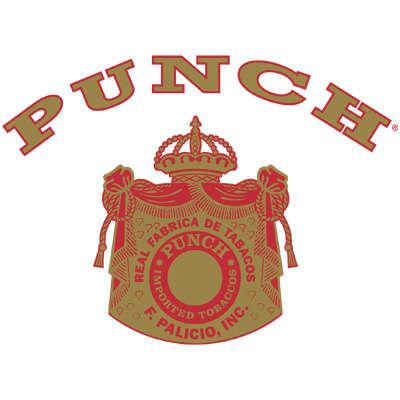 Punch Logo Cigar Cutter - CU-PUN-CUT