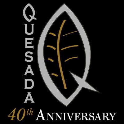 Quesada 40th Anniversary Toro Real 5 Pack-CI-Q40-TOREN5PK - 400