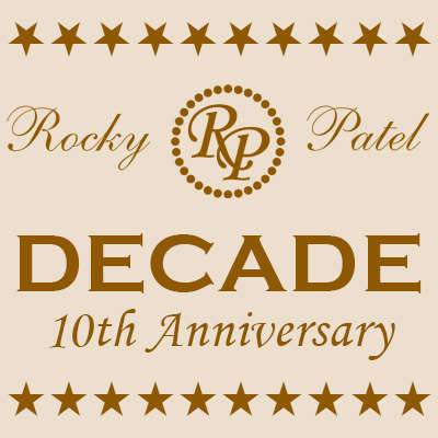 Rocky Patel Decade Hat - HA-RPD-HAT