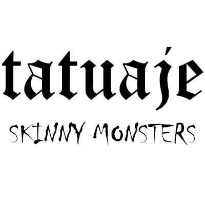 Tatuaje Skinny Mon Jason Lance - CI-TSM-JASLANZ