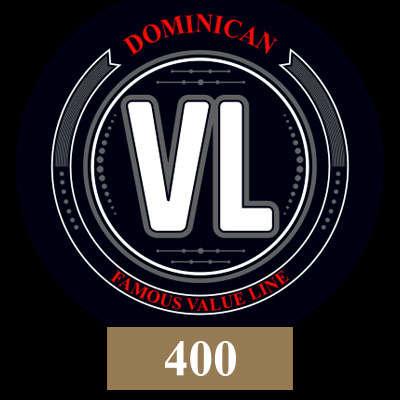 Value Line Dominican 400 Robusto - CI-VD4-ROBN