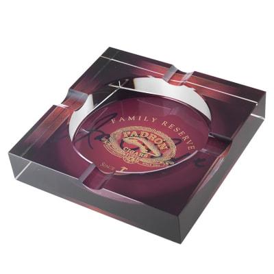 Padron Family Reserve Crystal 4 Cigar Ashtray - AT-PFR-CRYS4