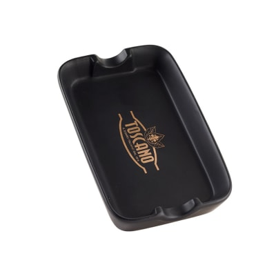 Toscano Ash Tray - AT-TOS-BLACK