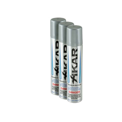 Xikar Premium Butane 3 Pack - BU-XBU-100ML3