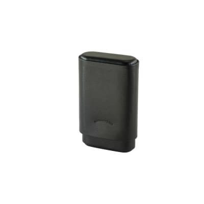 Craftsman's Bench 60 Ring Robusto Black Cigar Case - CC-CFB-3ROB60BK