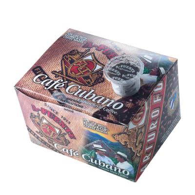 Arturo Fuente Cubano Classico Coffee K-Cup (20) - CF-AF-KCUP