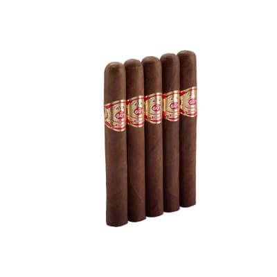 601 Red Label Habano Toro 5 Pack-CI-6HR-TORN5PK - 400