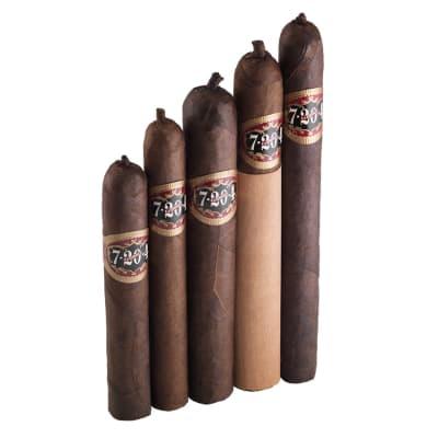 7-20-4 5 Cigar Sampler-CI-724-5SAM - 400