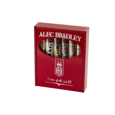 Alec Bradley Taste Of The World-CI-AB-TOTW - 400