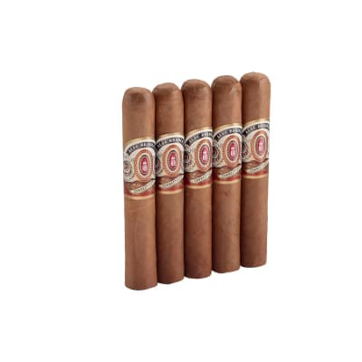 Alec Bradley Connecticut Robusto 5 Pack-CI-ABC-ROBN5PK - 400