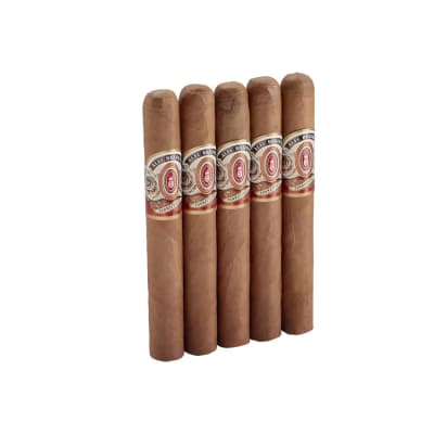 Alec Bradley Connecticut Toro 5 Pack-CI-ABC-TORN5PK - 400