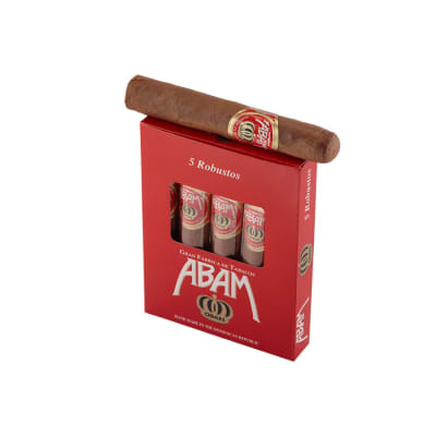 ABAM Habano Robusto 5 Pack-CI-ABD-ROBH5PK - 400