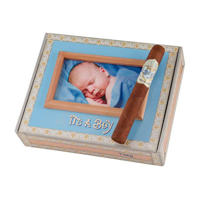 Alec Bradley New Baby It's A Boy (Toro) - CI-ABG-TORBN