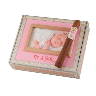 Alec Bradley New Baby It's A Girl (Toro)-CI-ABG-TORGN - 400