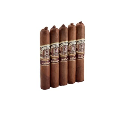 Alec Bradley The Lineage Robusto 5 Pack-CI-ABL-ROBN5PK - 400