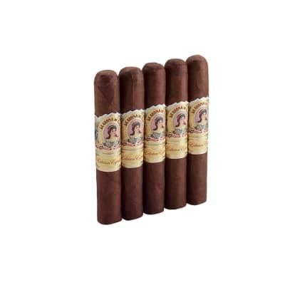 La Aroma De Cuba Edicion Especial No. 2 5 Pack-CI-ACE-2N5PK - 400