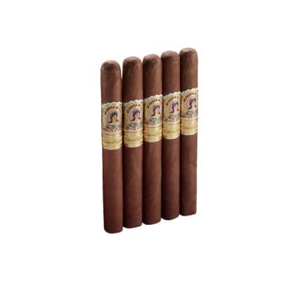 La Aroma De Cuba Edicion Especial No. 4 5 Pack-CI-ACE-4N5PK - 400