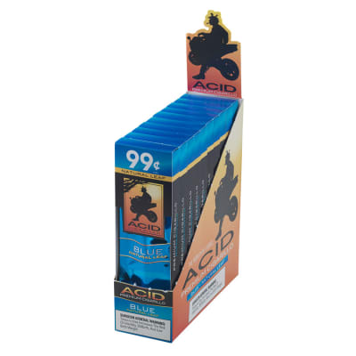Acid Cigarillos Blue-CI-ACG-BLUN - 400