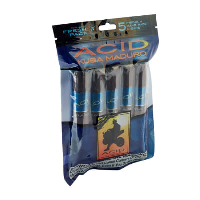 Acid Kuba Kuba Maduro 5 Pk-CI-ACI-BKUBM5PK - 400
