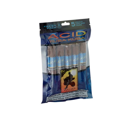 Acid Kuba Kuba 5 Pack-CI-ACI-BKUBN5PK - 400