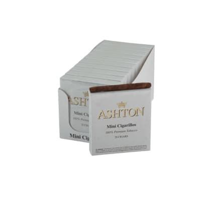Ashton Mini Cigarillo Cameroon 10/20 - CI-ACT-MINCN