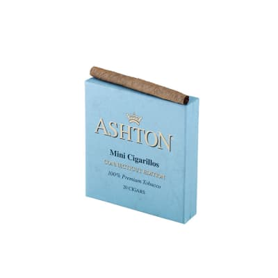 Ashton Mini Cigarillos Connecticut (20)-CI-ACT-MINNZ - 400