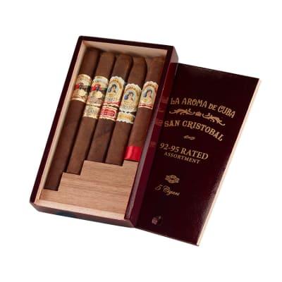 La Aroma De Cuba San Cristobal 92-95 Rated Sampler-CI-ADC-92PLUS - 400