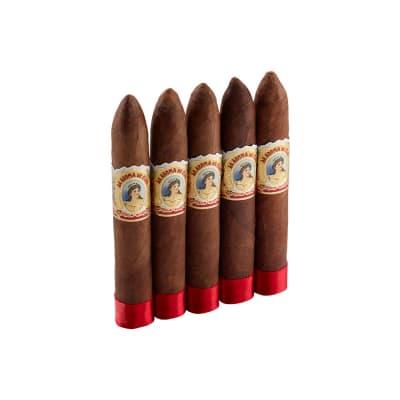 La Aroma De Cuba Belicoso 5 Pack-CI-ADC-BELN5PK - 400