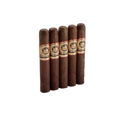 Arturo Fuente Don Carlos Robusto 5 Pack-CI-AFD-ROBN5PK - 400