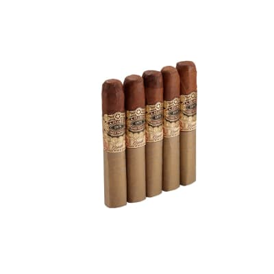 A Flores Serie Privada SP 52 Capa Habano 5 Pack-CI-AFP-SP52N5PK - 400