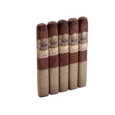 A Flores Serie Privada SP 54 Capa Habano 5 Pack-CI-AFP-SP54N5PK - 400