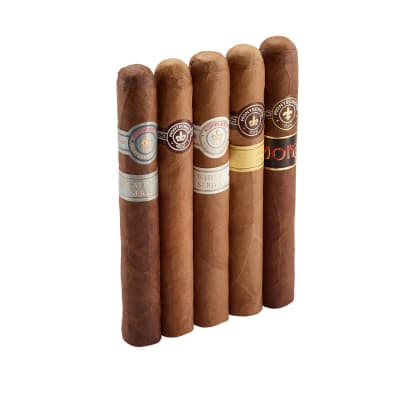 Montecristo Lover's Pack Assor-CI-ALT-MONLOV5 - 400