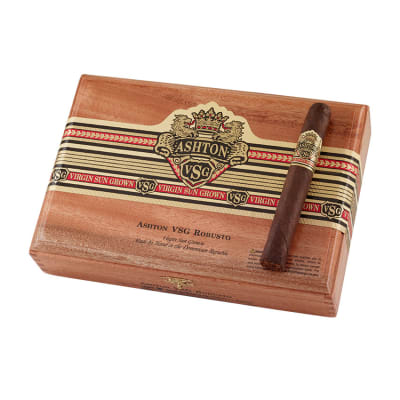 Ashton Virgin Sun Grown Robusto-CI-ASG-ROBN - 400