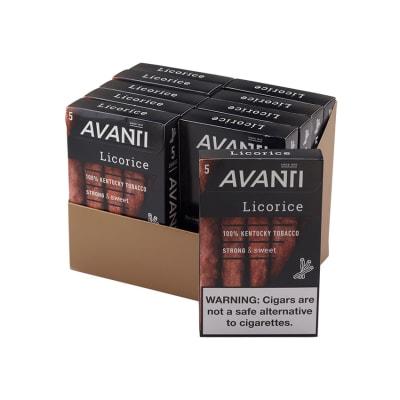 Avanti Licorice 10/5 - CI-AVI-LICPK