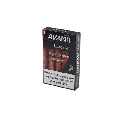 Avanti Licorice (5) - CI-AVI-LICPKZ
