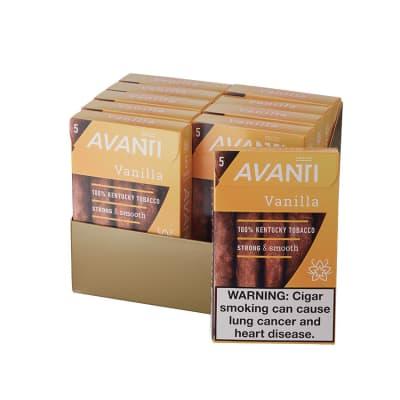 Avanti Vanilla 10/5 - CI-AVI-VANPK